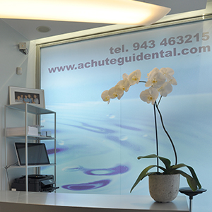 Clínica Dental Achútegui en Donostia - San Sebastián